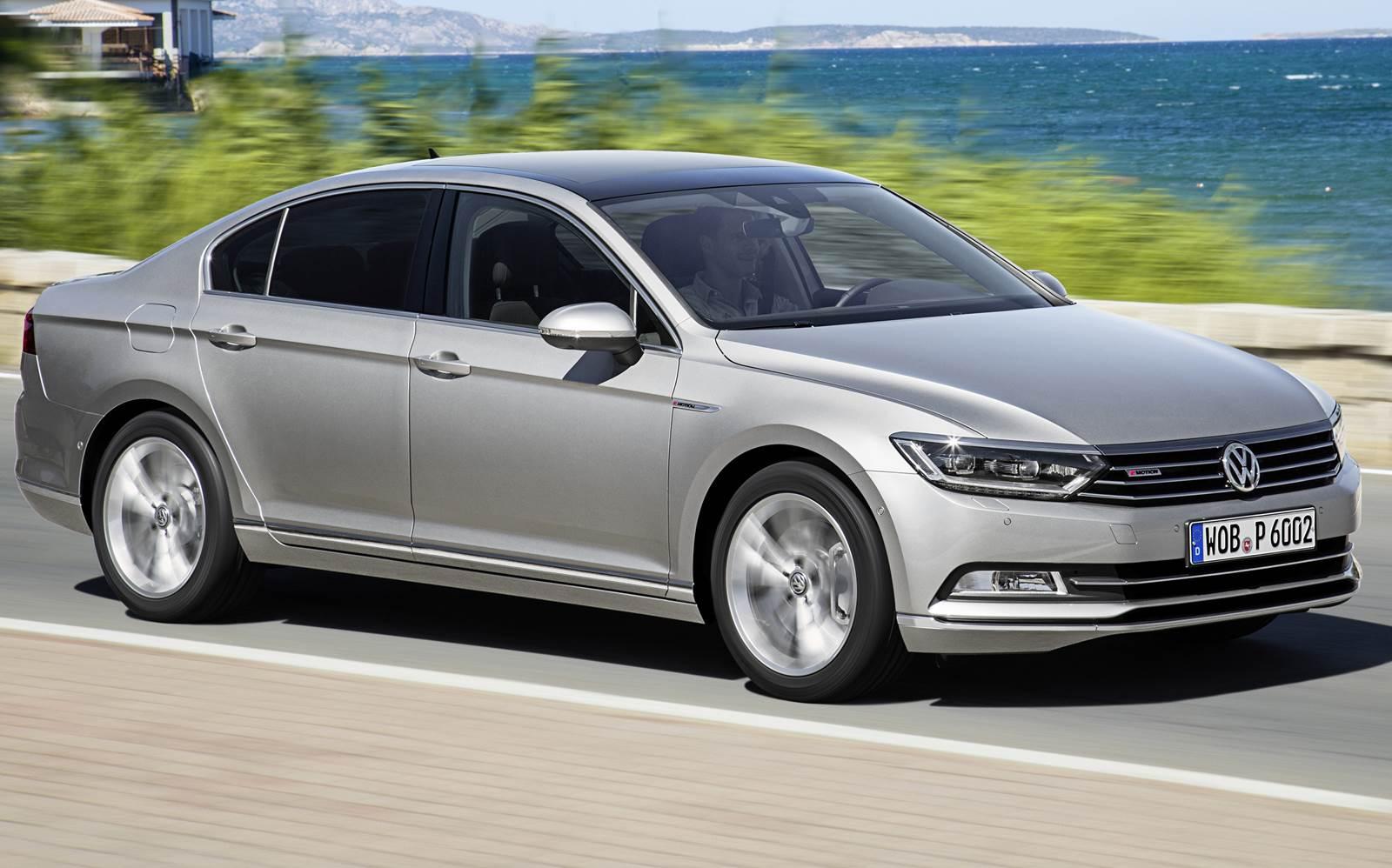 Volkswagen Passat - crescimento de vendas na Europa
