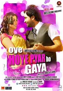Poster Of Oye Hoye Pyaar Ho Gaya (2013) Full Punjabi Movie Free Download Watch Online At worldfree4u.com