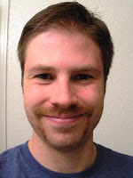 My Mo as of Movember 24th, 2012.
