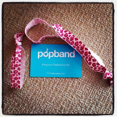 pink leopard print popbands