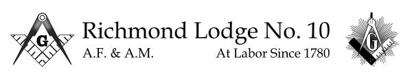 Richmond Lodge No. 10 A.F. & A.M.