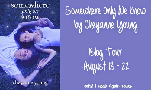 http://oopsireadabookagain.blogspot.com/2014/07/blog-tour-invite-somewhere-only-we-know.html