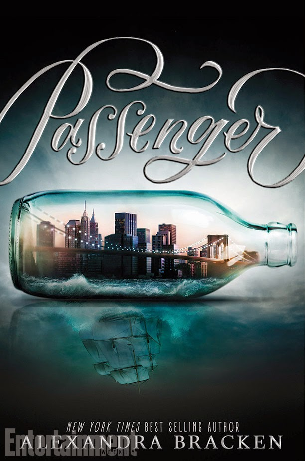 Cover of Passenger by Alexandra Bracken