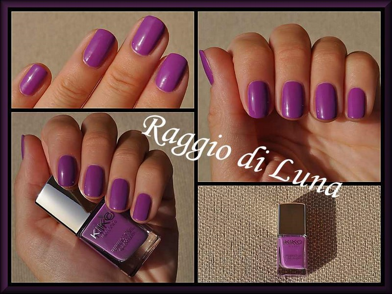 Raggio di Luna Nails: Kiko Perfect Gel Duo n° 682 Violet