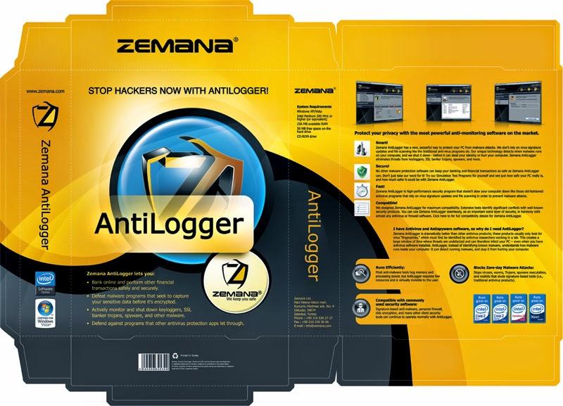 Zemana AntiLogger  v1.9.3.602 with Keygen