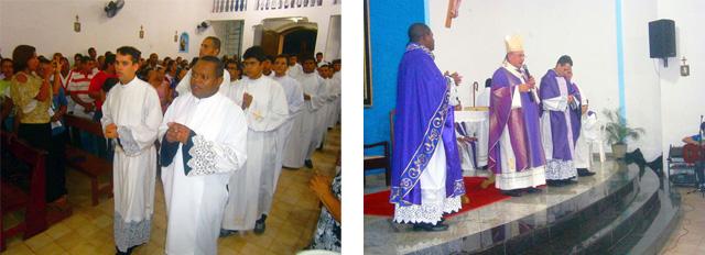 Padre Márcio Luis, mps