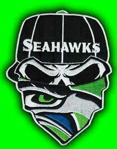 #seahawks #skull.- seahawks skull