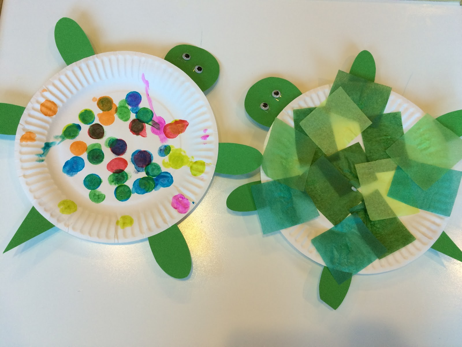 ... paper which we glued onto the back of our paper plate. We topped it off with two goggly eyes. I also found a darling Turtle Egg Carton Craft. & News with Naylors: Letter T - Turtles: Shape Craft Paper Plate ...