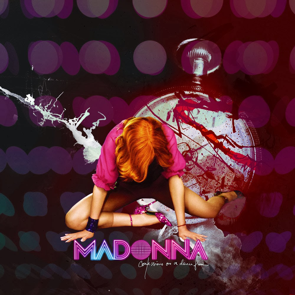 Confessions On A Dance Floor Fanmade Cover Madonna