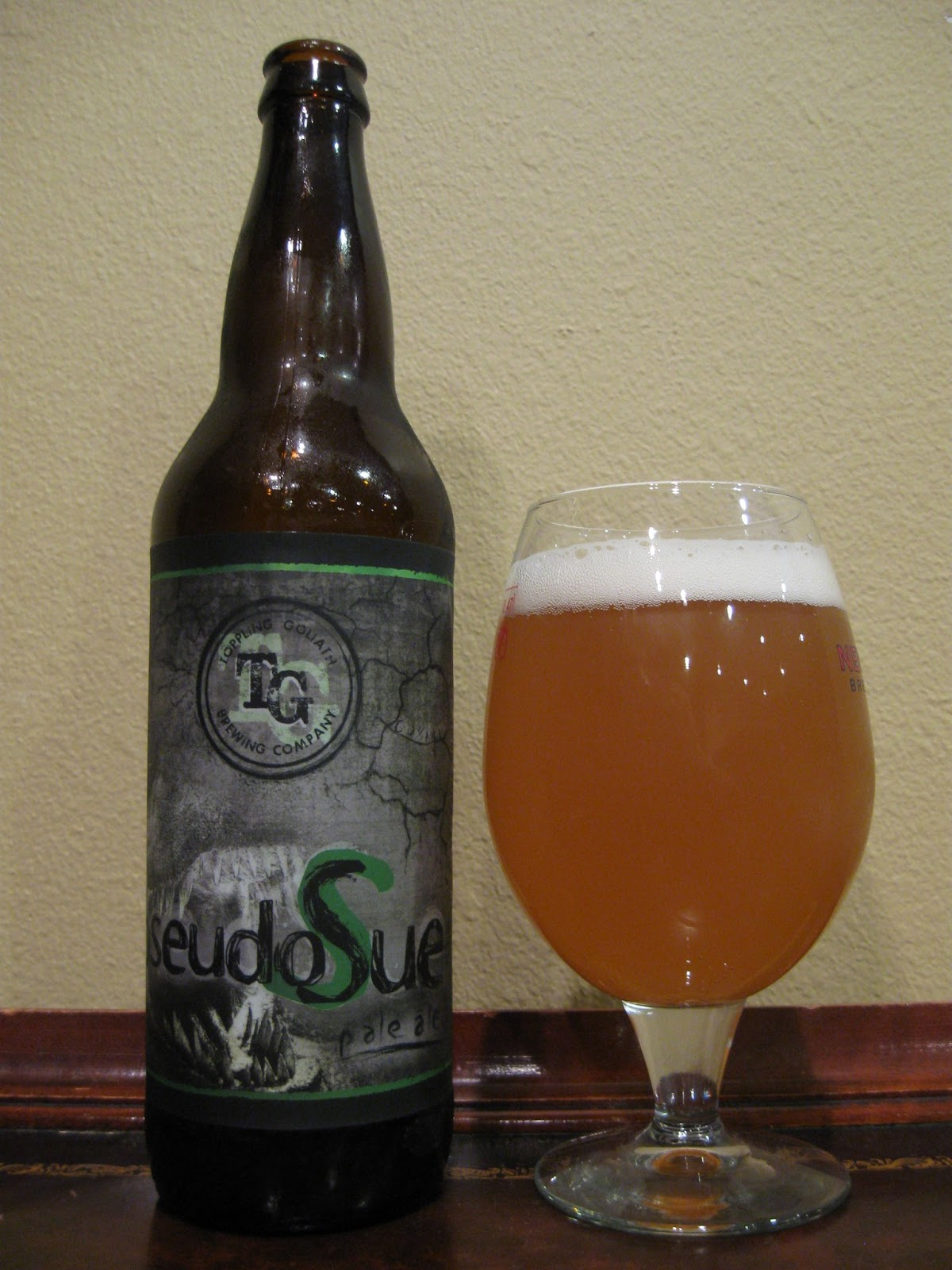 A Beer Named Sue Doing Beer Just...