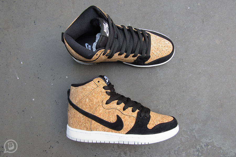 Nike Dunk Corcho