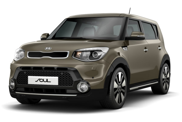 Kia Soul Ii 2014 Couleurs Colors