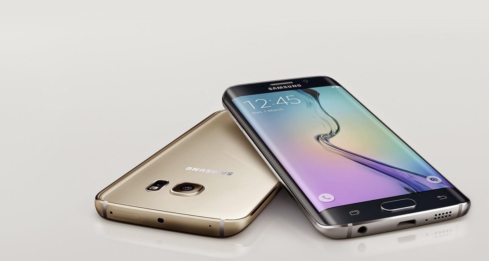 Galaxy S6 Edge Görünüm