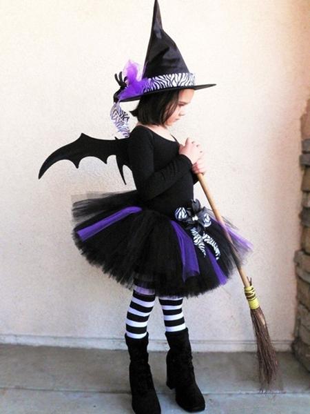 Disfraz de Bruja Halloween