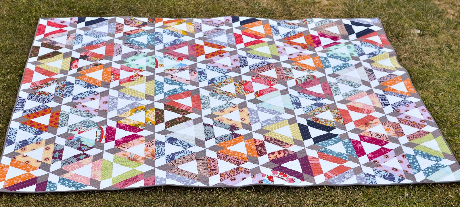 Hopscotch Quilt Finished Kitchen Table Quilting