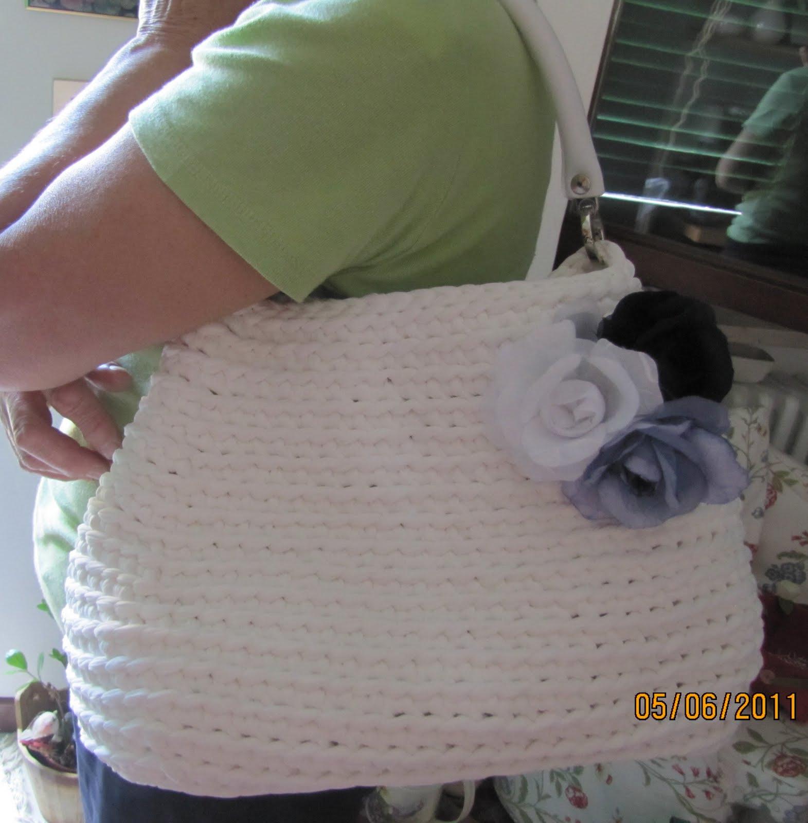 Borse Alluncinetto Con Cotone : Le borse di mara in fettuccia borsa moda artigianale