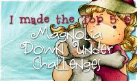 MDUC #163 {Colour Challenge}