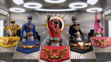 #10 Power Rangers Wallpaper
