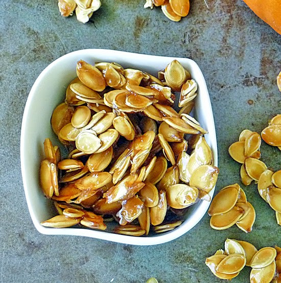 Drunken Pumpkin Seeds #PumpkinWeek