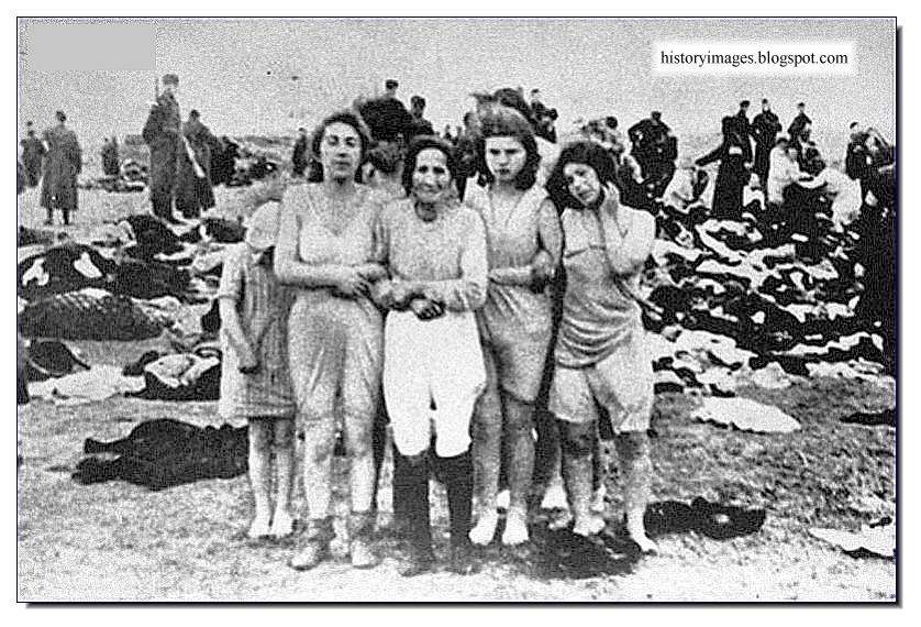killing women Nazis