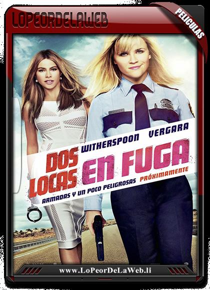 Dos Locas en Fuga BRrip 720p Latino