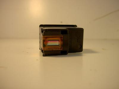Печатающая головка картриджа Canon