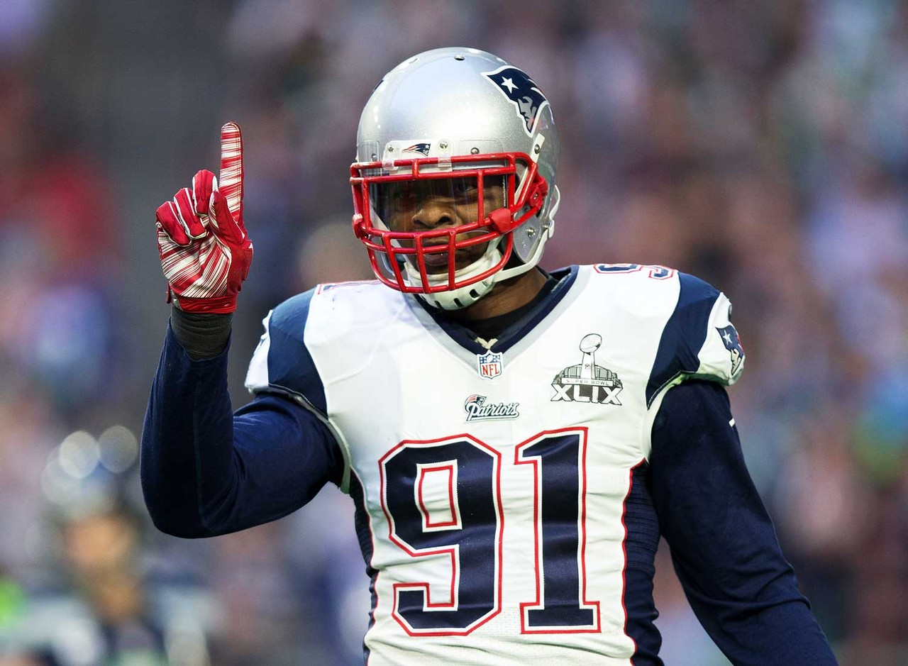 Jamie Collins expects to play Sunday against Eagles
