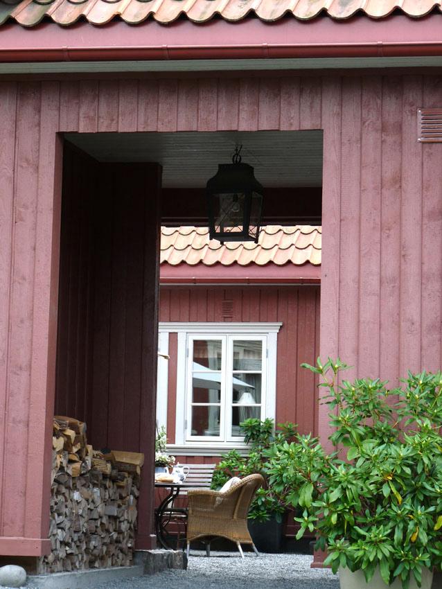 Estilo rustico patios rusticos con estilo for Patios rusticos