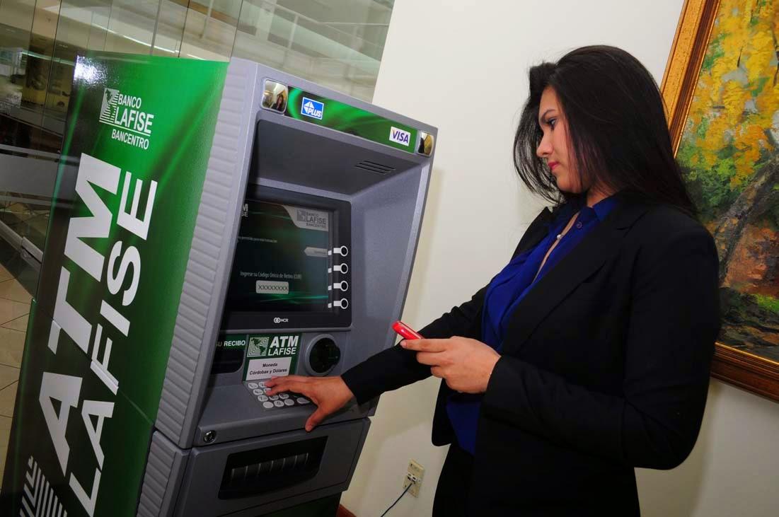 Banco lafise bancentro con la m s completa red de atm de for Banco con mas cajeros