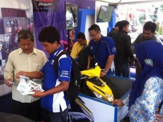 Blue Core Yamaha Motor Show (BYMS) 2015