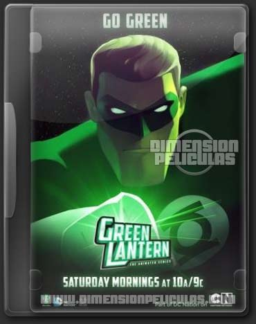 Green Lantern The Animated Series (HDTV Inglés Subitulado)