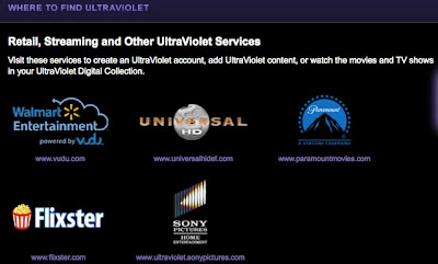 UltraViolet, Flixster, Where to find, Warner Bros.