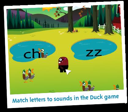 Игры на обучение чтению на английском языке