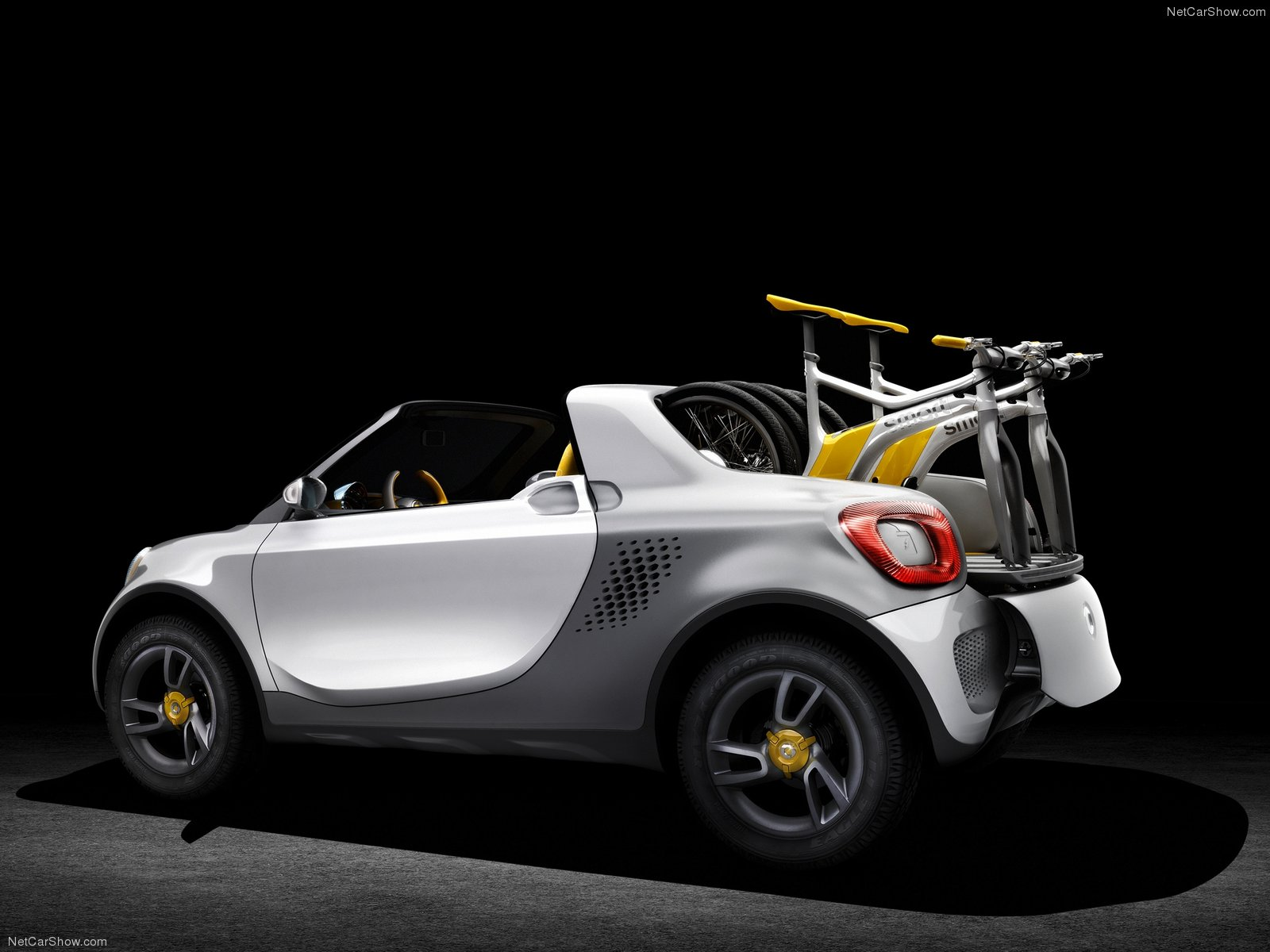 Hình ảnh xe ô tô Smart for-us Concept 2012 & nội ngoại thất
