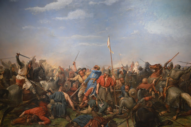 Battle of Stamford Bridge, Peter Arbo