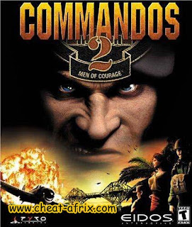 Commandos 2: Men of Courage Free Download Full Version