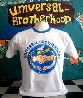 Dijual T-Shirt PERSAUDARAAN