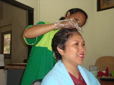Cara mengatasi rambut beruban-Cara merawat rambut beruban