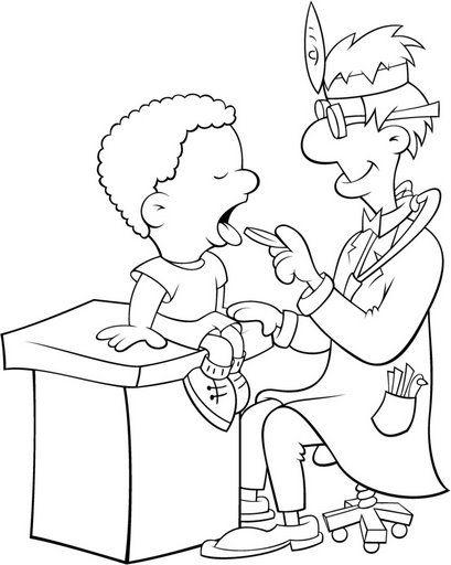 Niño comiendo chatarra para colorear - Imagui