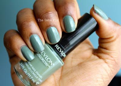 Manicure Monday – Spanish Moss