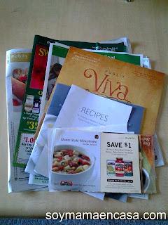 ofertas, cupones y recetas faciles