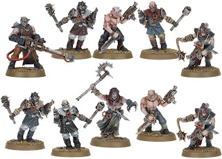 Warhammer 40k Dark Vengeance box set - Sect Anarkus