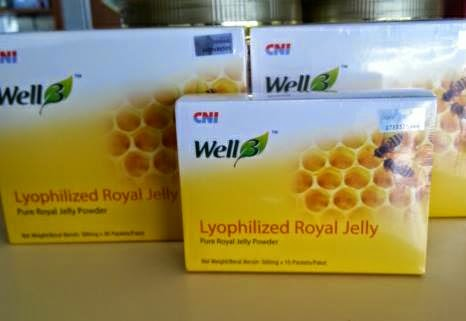Lyophilized Royal Jelly