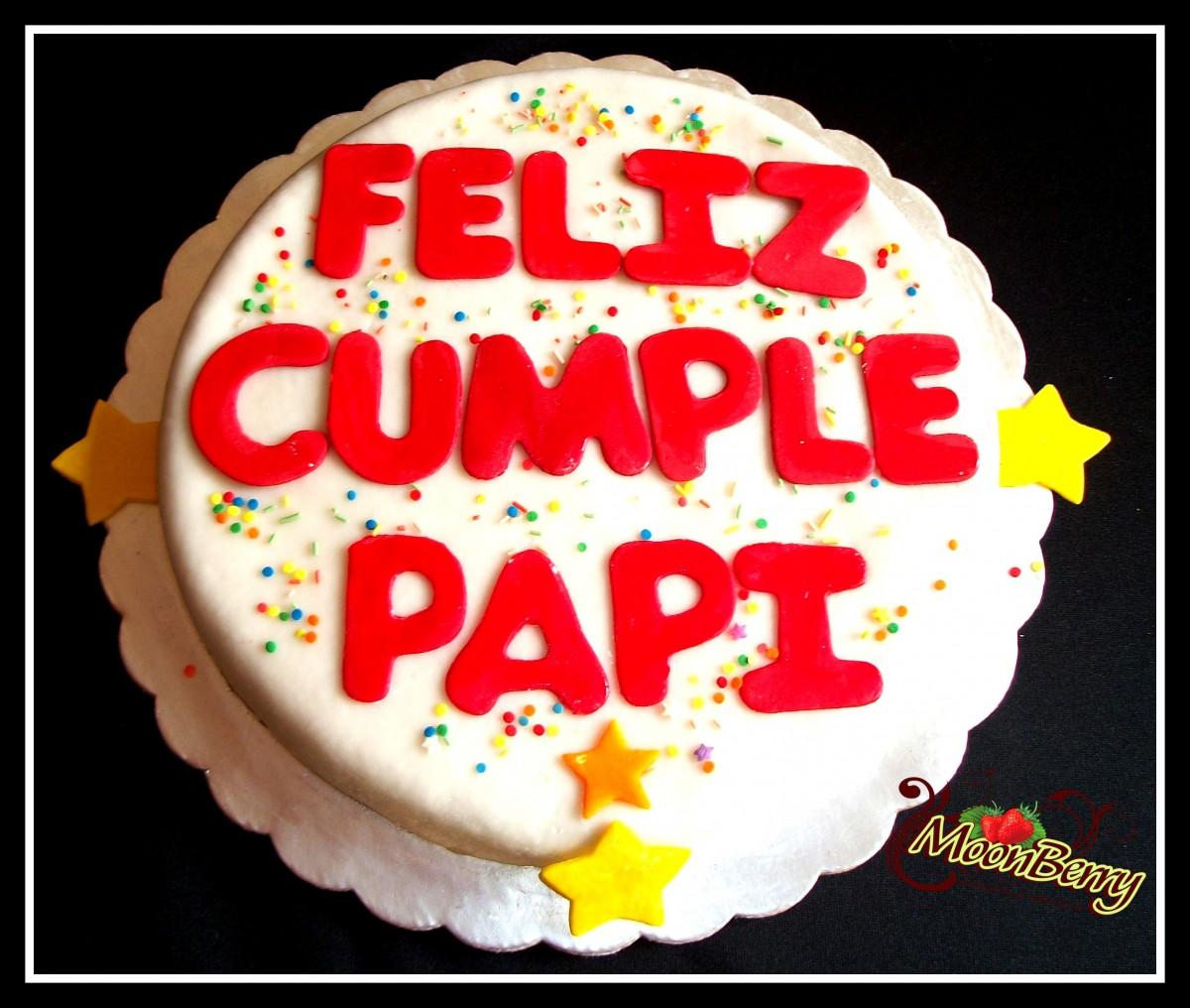 Tarjetas de cumpleaños para papá