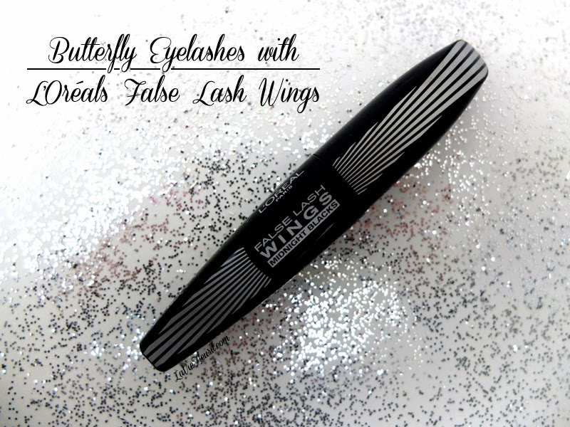 Belle Beauty   Butterfly eyelashes with L'Oréal False Lash Wings Belle Beauty, Beauty, Make-Up, BBlogger, Review, Look, MUOTD, makeupoftheday, Brand, Must Have, Favourite, Black, Packaging, Makeup, Make-Up,  Loreal, L'oreal, Mascara, Blog, LaVieFleurit, Blogger, Fleur Feijen
