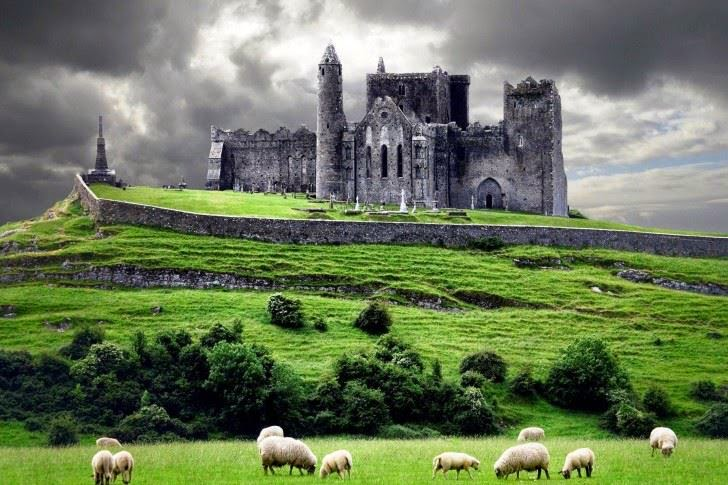 The Rock of Cashel - Cashel (Irlanda)