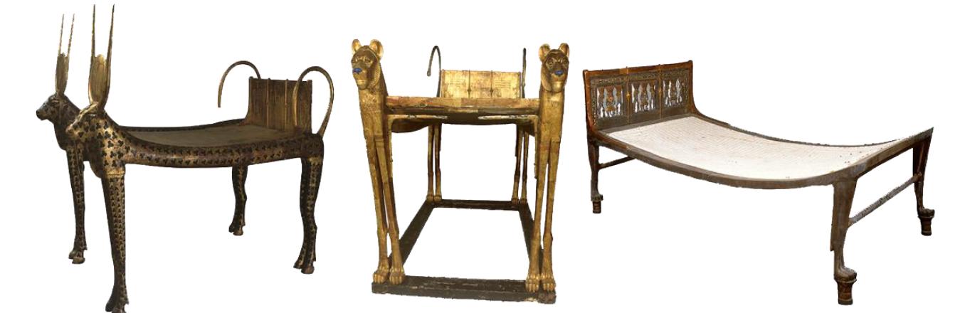 Edad antigua egipto grecia y roma historia del mueble for Epoca muebles