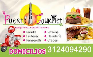 Domicilios Puerto Gourmet