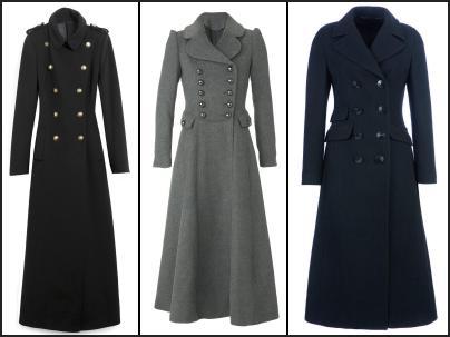 nosaroses eplekenyes: Long Coats for Girls