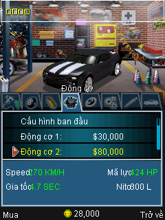 [GAME] DEATH RACE II - ĐUA XE